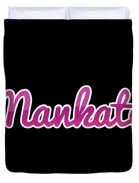 Mankato #mankato Duvet Cover