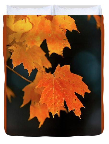 Maple-1 Duvet Cover