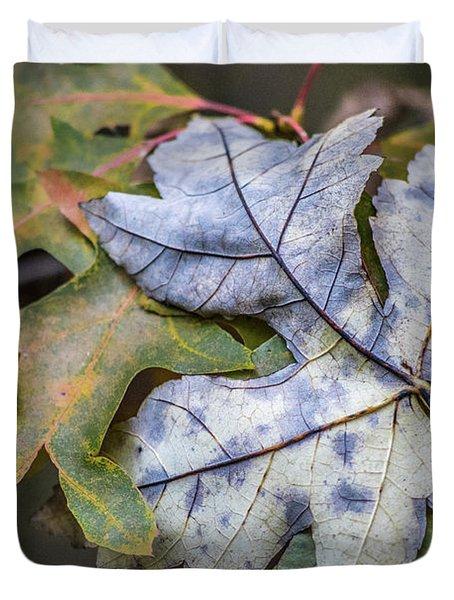 Maple And Oak Duvet Cover