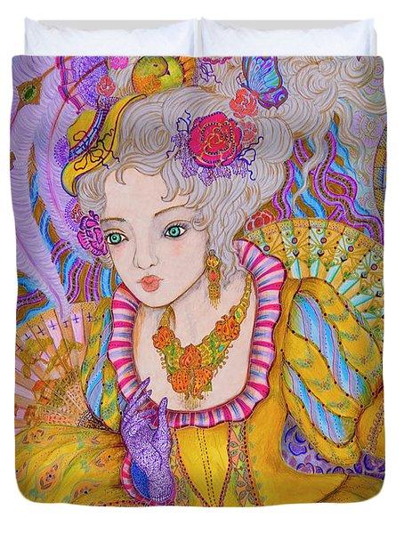 Marie Antinette Duvet Cover