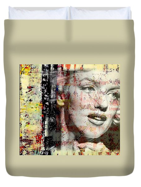 Marilyn Monroe 2 Duvet Cover