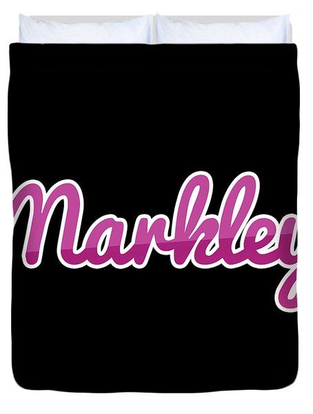 Markley #markley Duvet Cover