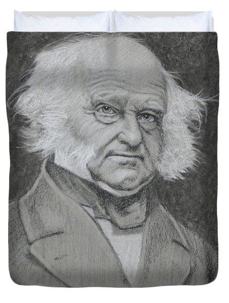 Martin Van Buren Duvet Cover