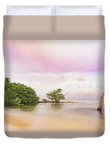 Mayan Sea Duvet Cover