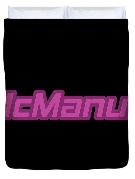 Mcmanus #mcmanus Duvet Cover