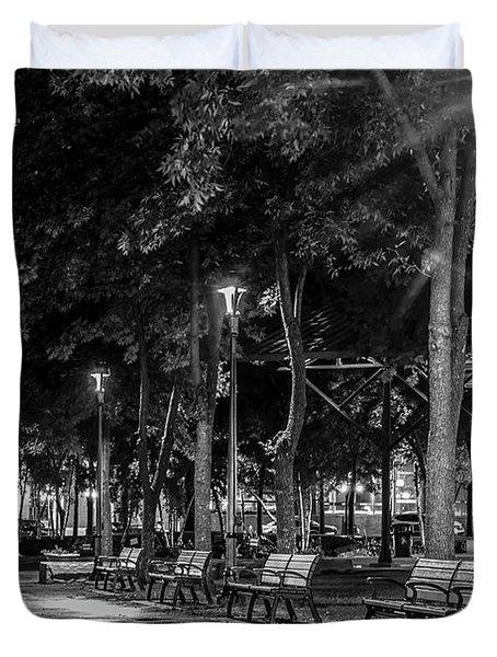 061 - Mears Park Duvet Cover