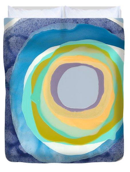Meditate Duvet Cover