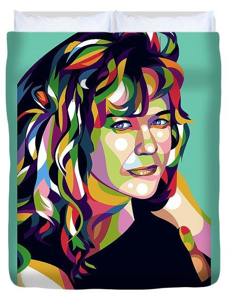 Meg Ryan Duvet Cover