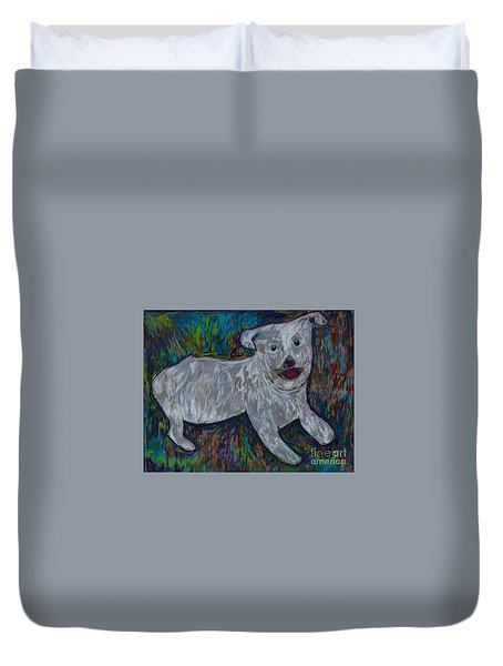 Mello Duvet Cover