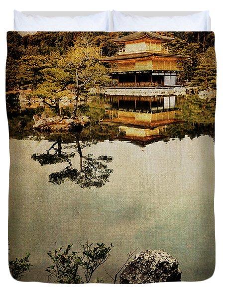 Memories Of Japan 1 Duvet Cover