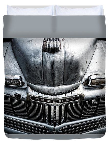 Mercury Eight Duvet Cover