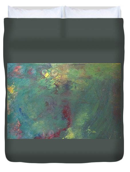 Mergers And Acquisitions Duvet Cover