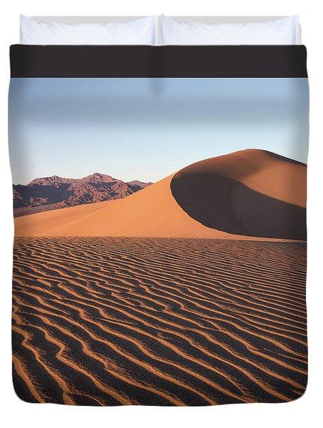 Mesquite Dunes 1 Duvet Cover