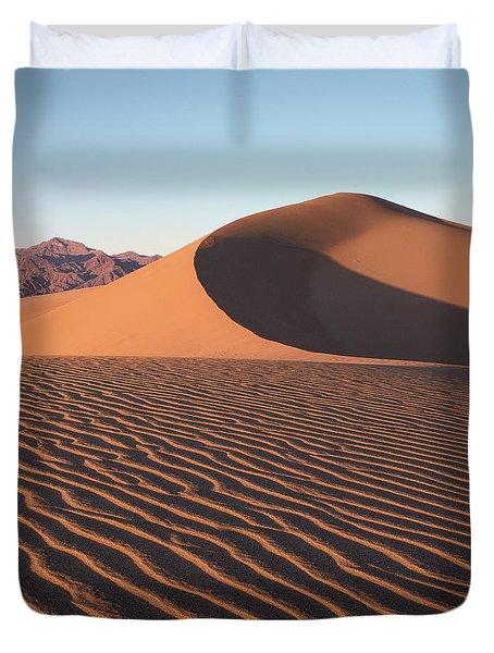 Mesquite Dunes 1-v Duvet Cover