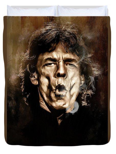 Mick. Duvet Cover