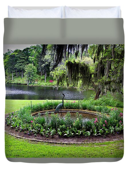 Middleton Gardens Mill Pond Duvet Cover