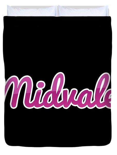 Midvale #midvale Duvet Cover