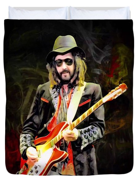 Mike W Campbell  Duvet Cover