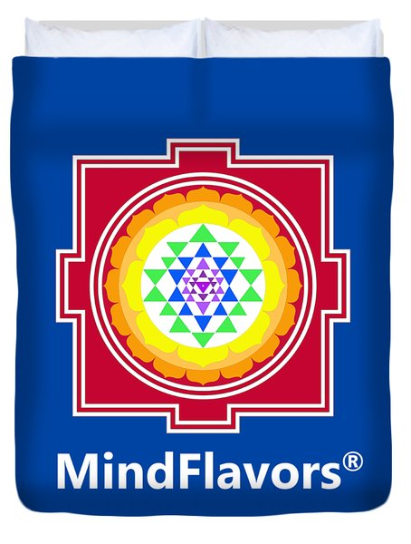 Mindflavors Small Duvet Cover