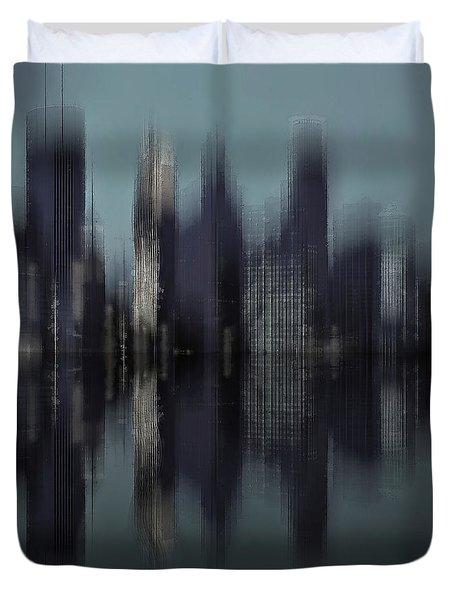 Minneapolis 1 Duvet Cover