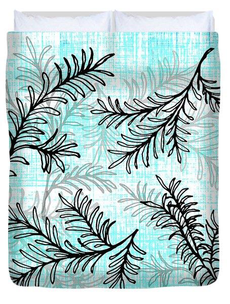 Miro Tree Branches Duvet Cover