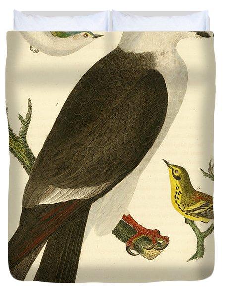 Mississippi Kite Duvet Cover