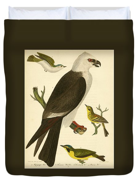 Mississippi Kite Duvet Cover