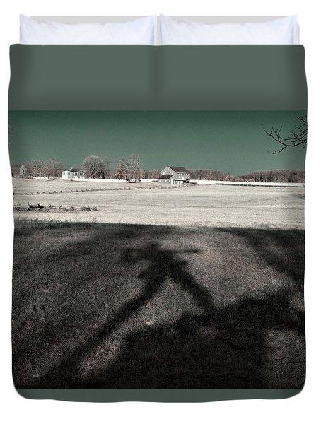 Mississippi Shadow Duvet Cover