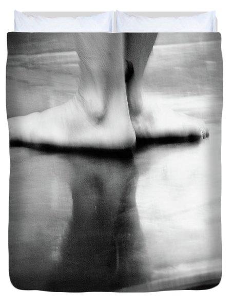 Modern Dance 3 Duvet Cover