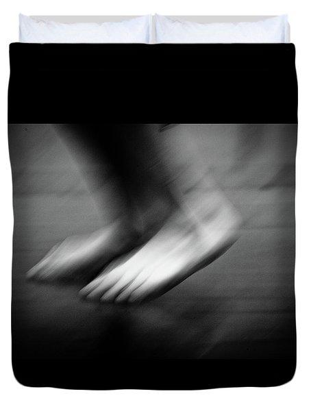 Modern Dance 33 Duvet Cover