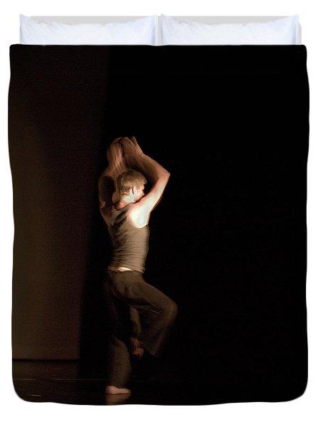Modern Dance 4 Duvet Cover