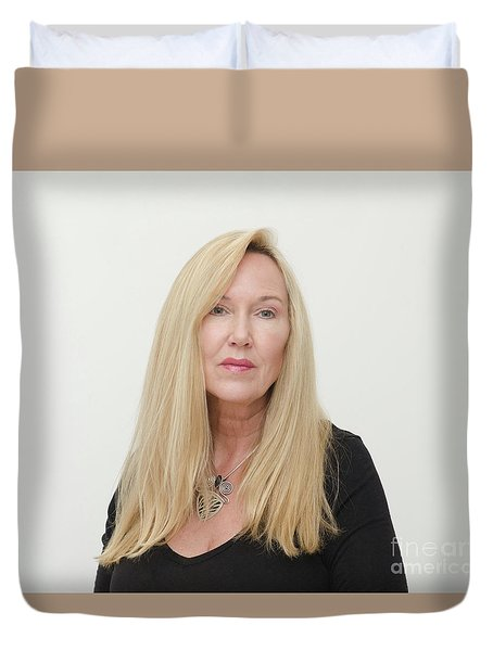 Molly Devoss Duvet Cover