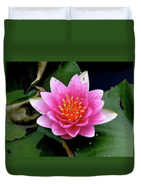 Monet Water Lilly Duvet Cover