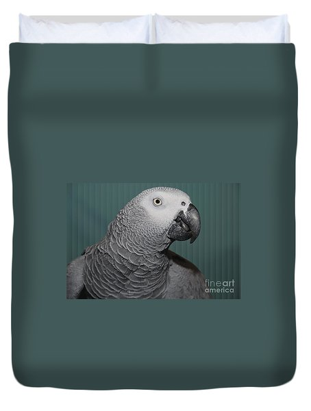 Mongo The Congo Duvet Cover