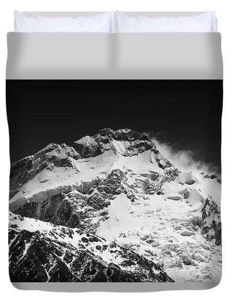 Monochrome Mount Sefton Duvet Cover