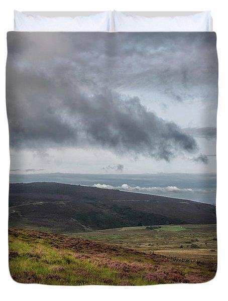 Moody Peak District Duvet Cover