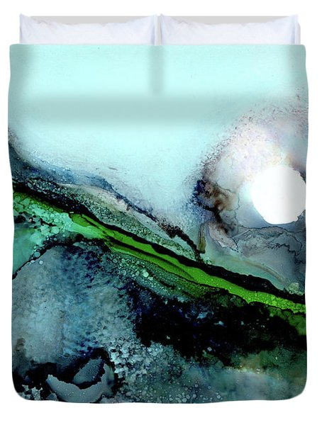 Moondance II Duvet Cover