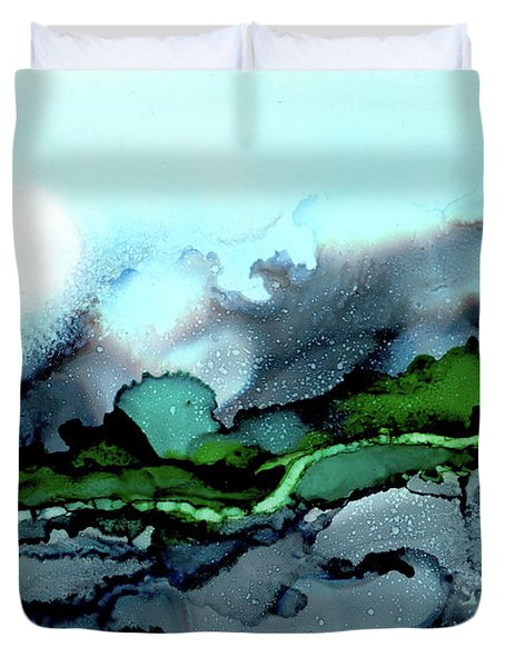 Moondance Iv Duvet Cover
