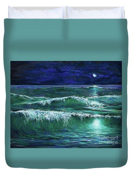 Moonshine Duvet Cover