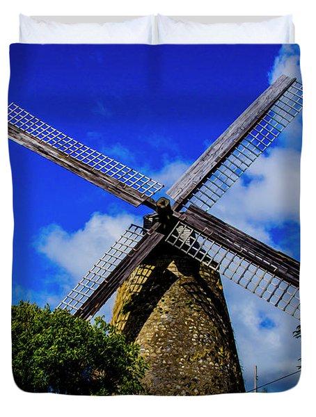 Morgan Lewis Mill Duvet Cover