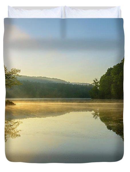 Morning Dreams Duvet Cover