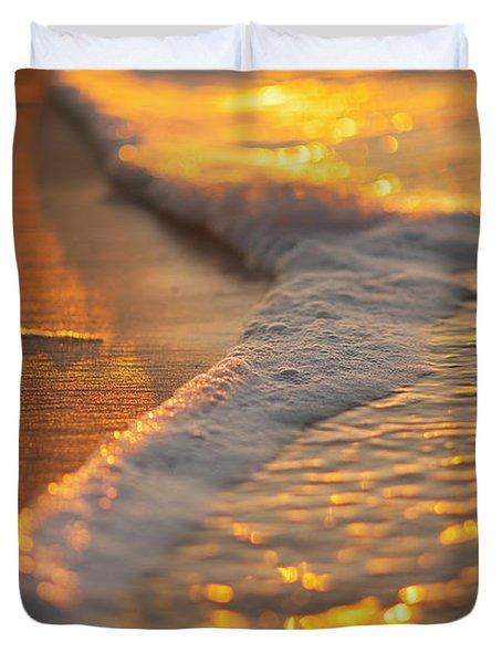 Morning Shoreline Duvet Cover