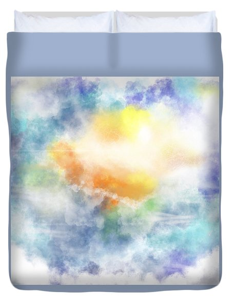 Morning Sun Duvet Cover