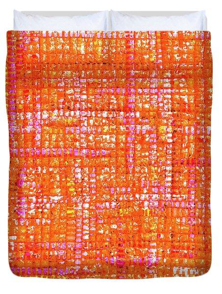 Mosaic Tapestry 3 Duvet Cover