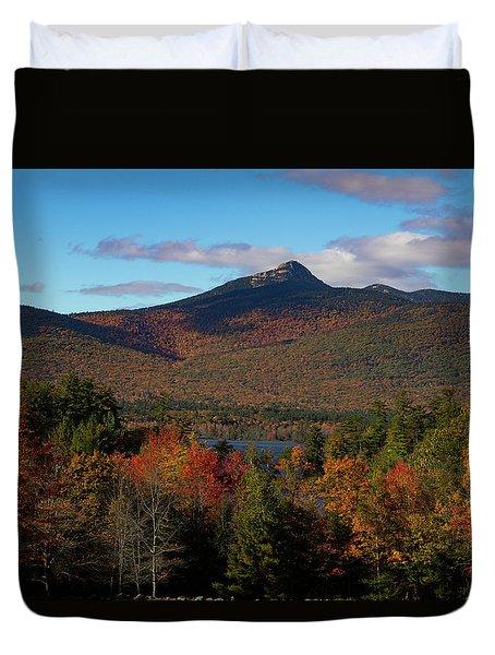 Mount Chocorua New Hampshire Duvet Cover