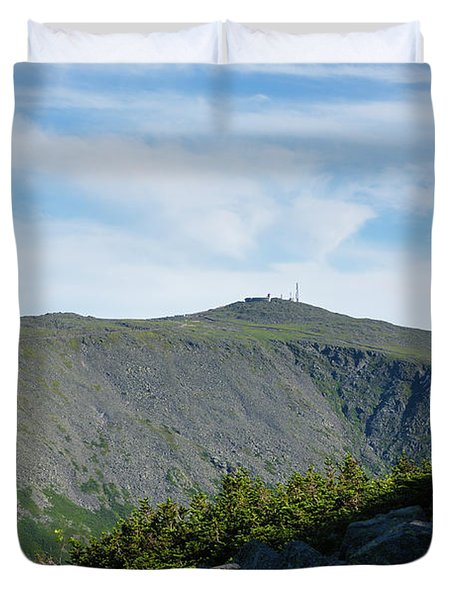 Mount Washington - Great Gulf, New Hampshire Duvet Cover
