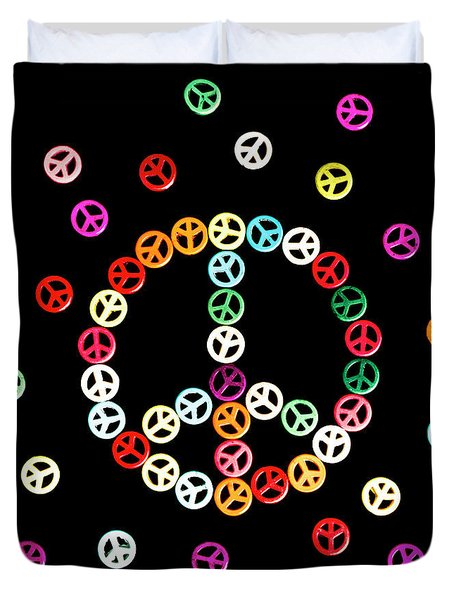 Movement Of Unity Duvet Cover