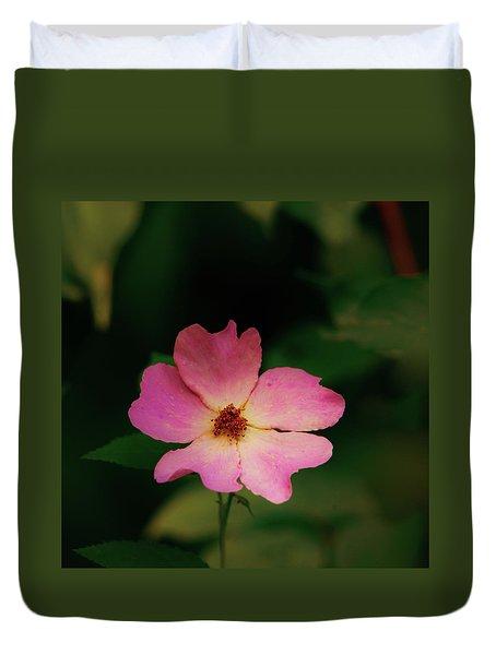 Multi Floral Rose Flower Duvet Cover