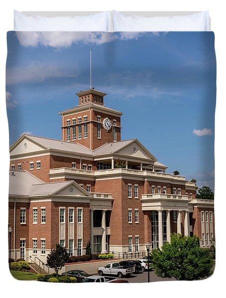 Municipal Building - North Augusta Sc Duvet Cover