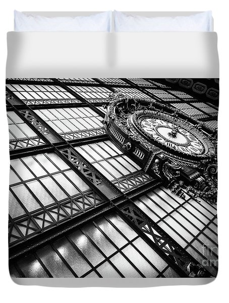 Musee D'orsay Duvet Cover